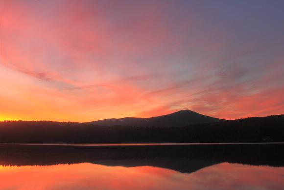 Mount Monadnock Stone Pond Sunrise