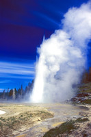 Grand Geyser Yellowstone National Park