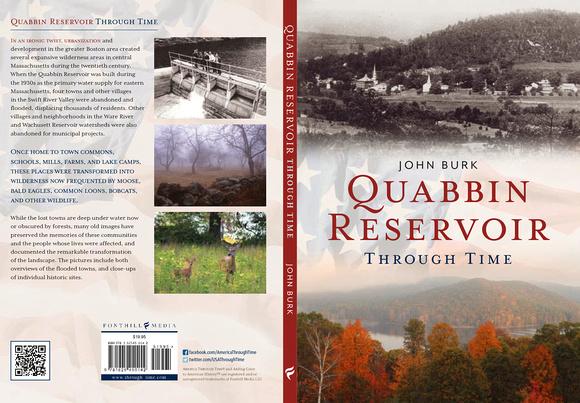 Quabbin Reservoir America through Time