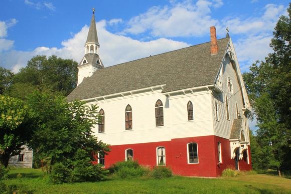 Conway MA Historic Church