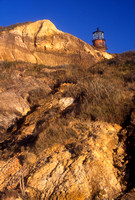 Aquinnah Cliffs and Lighthouse