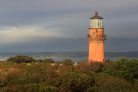 Aquinnah Lighthouse after move